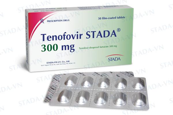 Thuốc tenofovir Stada
