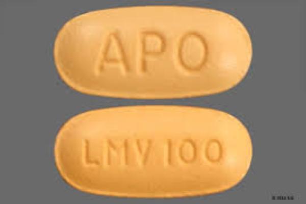 Viên thuốc Lamivudin