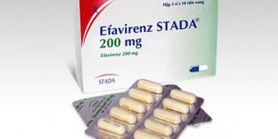 Thuốc Efavirenz Stada