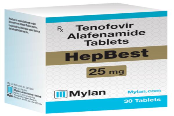 Thuốc HepBest có giá 1.300.000 vnđ/ hộp