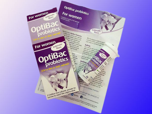 Tờ hướng dẫn sử dụng Men vi sinh Optibac Probiotics