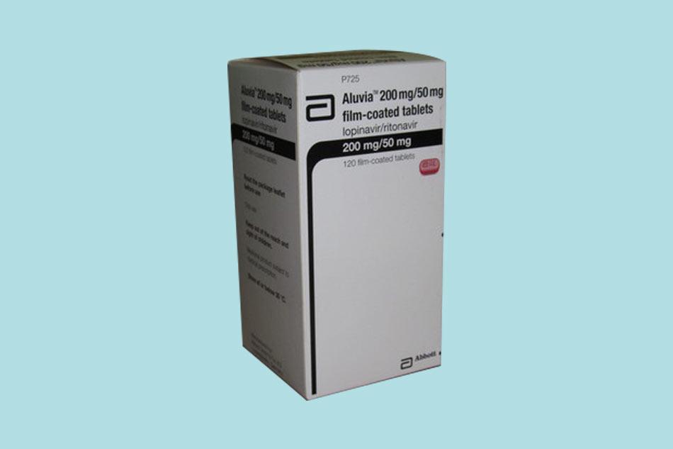 Hình ảnh hộp thuốc Aluvia