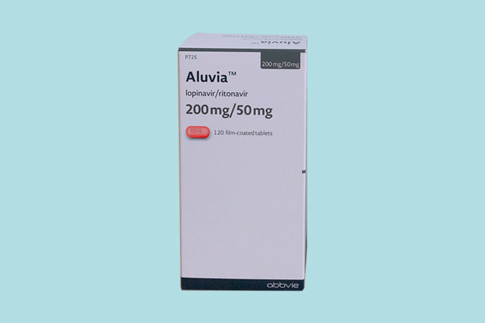 Thuốc Aluvia điều trị cho bệnh nhân HIV