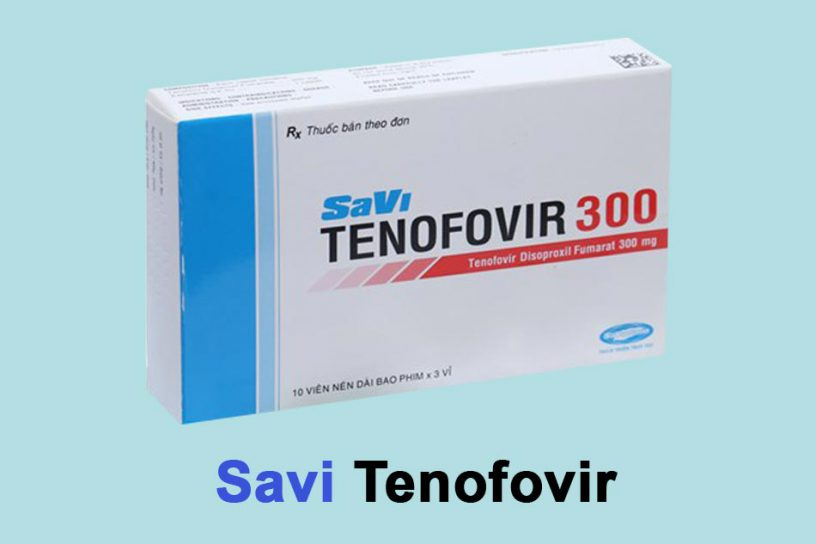 Thuốc Savi Tenofovir